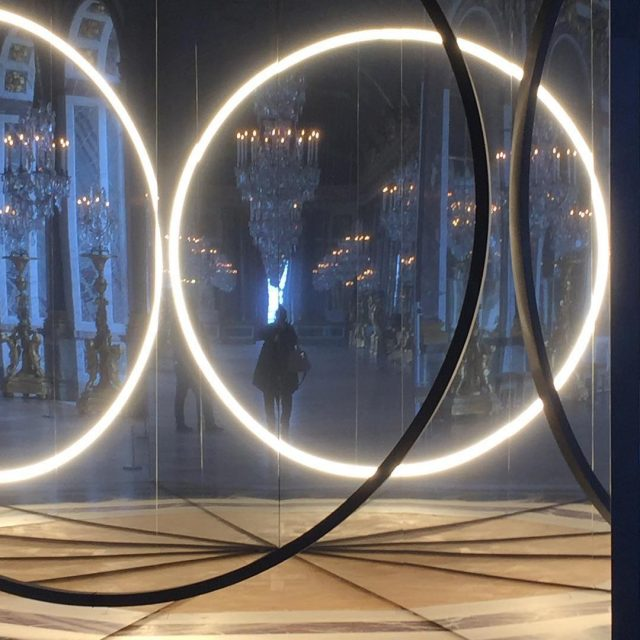 Preview of the exhibition of Olafur Eliasson studioolafureliasson at Chateauhellip