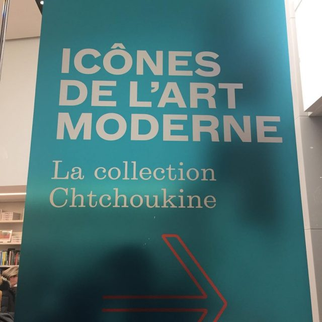 Tonight fondationlouisvuitton chtchoukinecollection