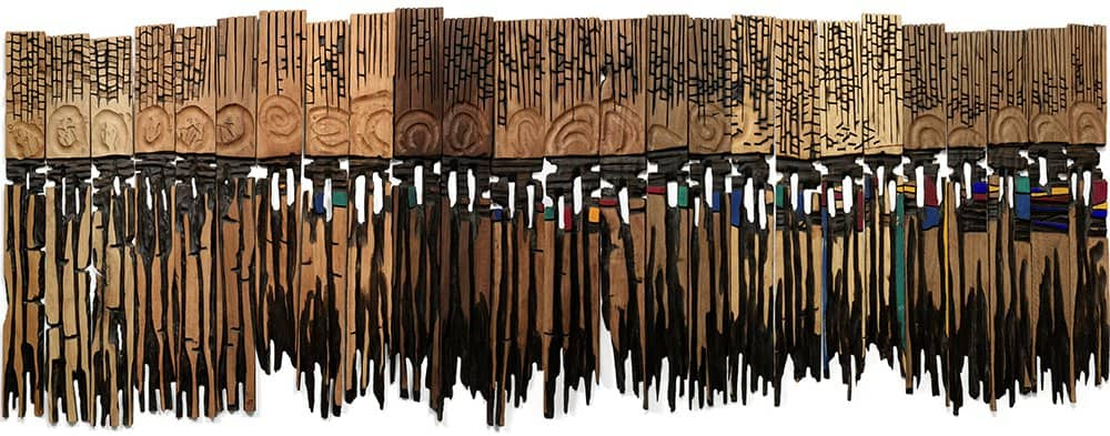 Bonhams to offer the African Master El Anatsui at his finest