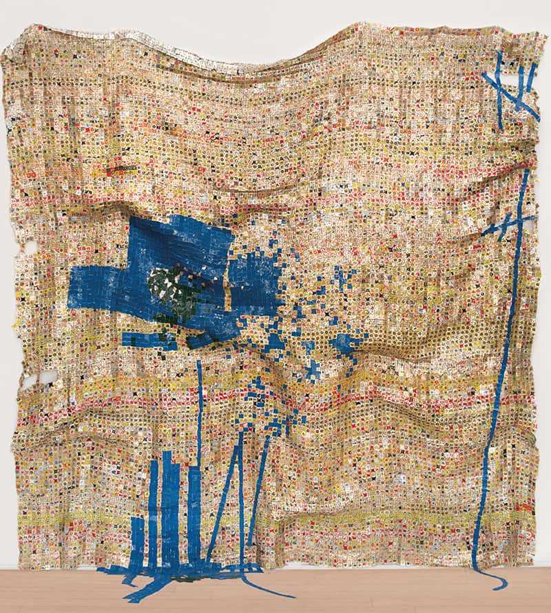 El Anatsui to receive honorary doctorate from Harvard