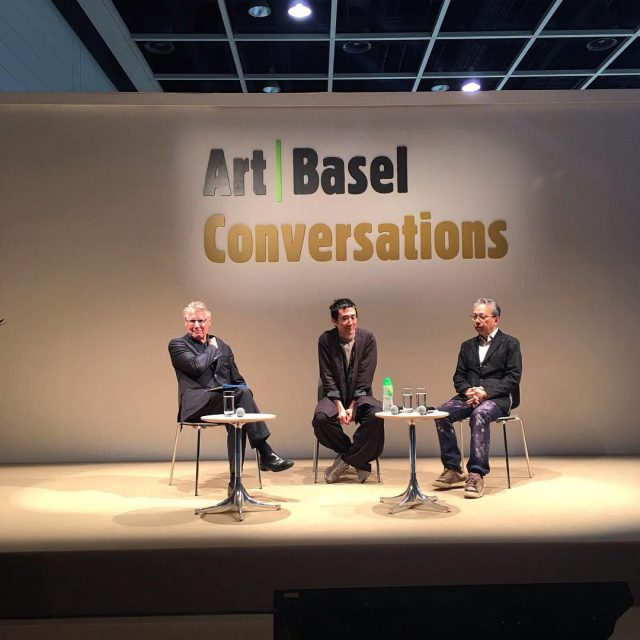 We were at art basel conversations with teamLab cover ofhellip