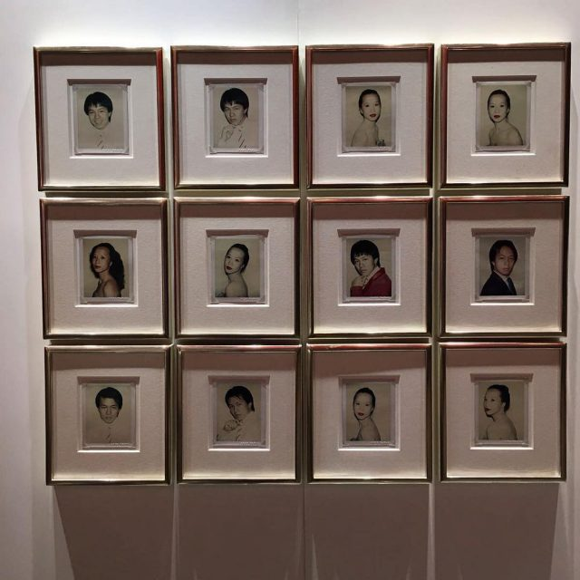 We visited the exhibition Warhol in China at Phillips HK