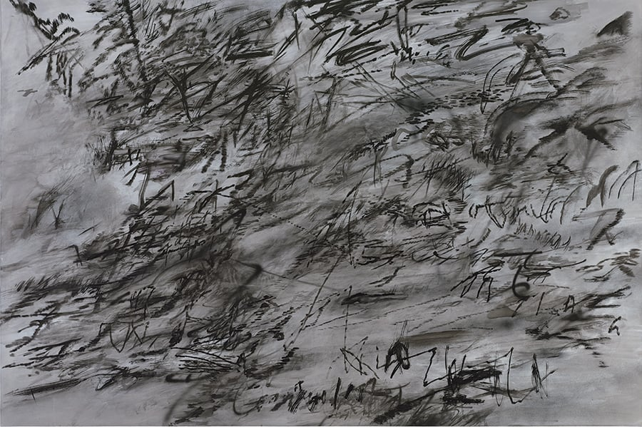 Julie-Mehretu-Heavier-than-air
