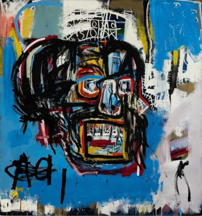 Jean-Michel-Basquiat-Untitled-1982