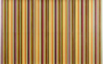 Friday Artist to Watch : The Color Space of Hans Christian Berg