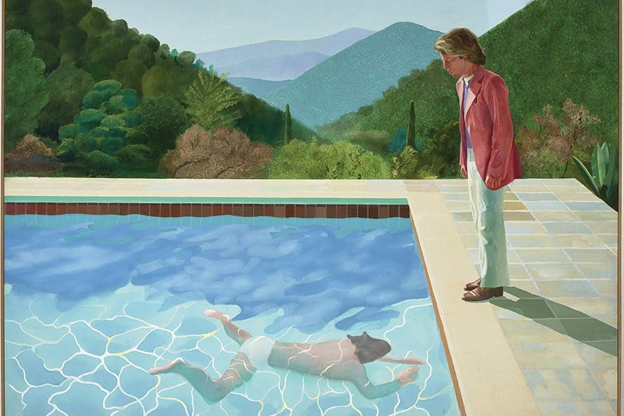 David Hockney: The Versatile Hand