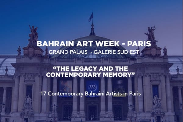 First edition of Bahrain Art Week in Paris