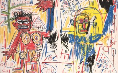 Mega Retrospective of Basquiat at Louis Vuitton Foundation