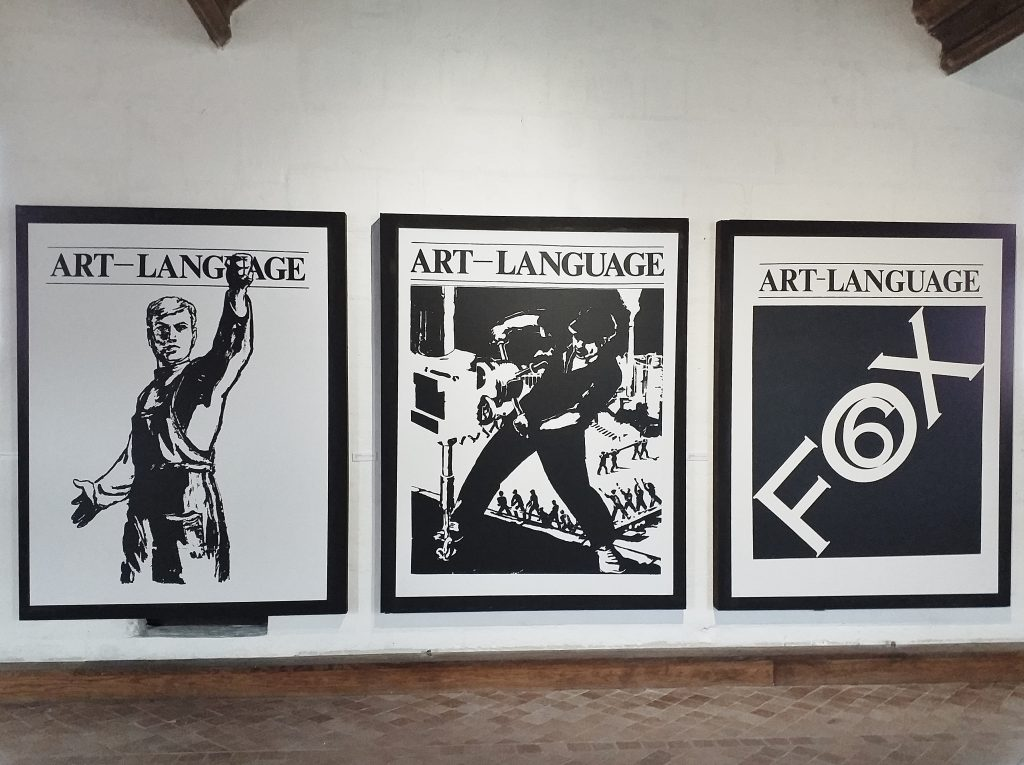 Art & Language - 10 posters
